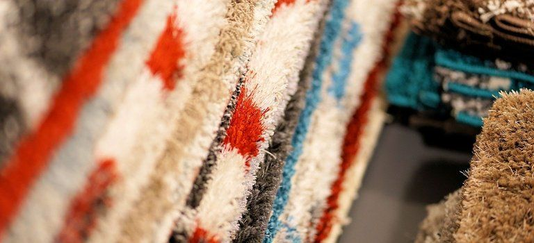 Избор на цветове за килимите